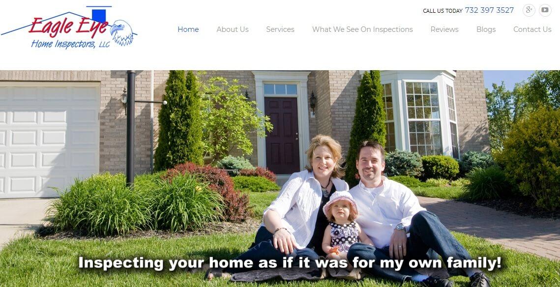 eagle eye home page