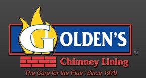 golden chimney lining logo